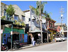 frenchmen street new orleans - Google zoeken