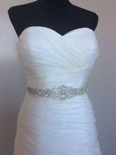 Wedding Sash Belt, Bridal Sash Belt - Crystal Sash Belt pearls and crystals Wedding Dress Types, Wedding Sash Belt, Wedding Belts, Wedding Attire, One Shoulder Wedding Dress, Wedding Dresses, Sash Belts, Star Wedding, Destination Wedding