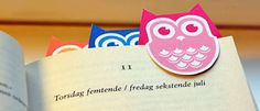 Bookmark (and click through for the greeting card it comes in!) - From How About Orange