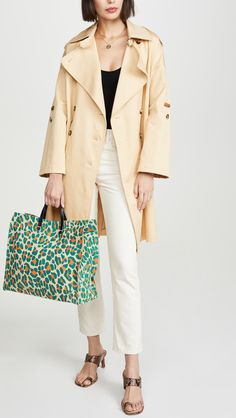 Clare V. Simple Tote Bag | SHOPBOP Shopper Tote, Tote Bag, Neon Cat, Shorts Outfits Women, Laptop Sleeves, Duster Coat, Glamour, Simple, Bags