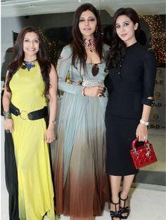 Sounia Gohil, Nisha Jamvwal and Shagun Gupta