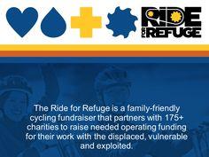 Ride for Refuge 2014 Vulnerability, Fundraising, Charity, Inspiration, Biblical Inspiration, Inhalation, Motivation