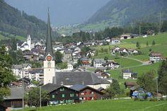 Linthal Travel Memories, Switzerland, Dolores Park, Journey, Landscape, Places, Beautiful, Travel Souvenirs, Scenery
