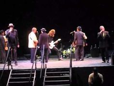 """Kenny Vance and the late Johnny Maestro performing """"You've Lost That Loving Feeling,"""" 2007"""
