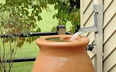 Deszczówka pomaga oszczędzać zasoby wody
