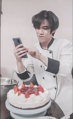 Aesthetic Wallpapers, Cute Wallpapers, Boy Groups, Make It Yourself, Cake, Pretty Phone Backgrounds, Kuchen, Torte, Cookies