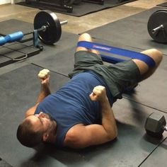 """1,511 Likes, 262 Comments - Bret """"Glute Guy"""" Contreras PhD (@bretcontreras1) on Instagram: """"Here's a simple but effective glute circuit:   15 band hip abductions at top bridge position 15…"""""""