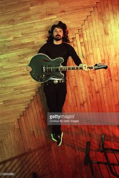 Dave Grohl...is on my ceiling! tripping whenever i look at this photo...