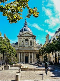 La Sorbonne Université de Paris