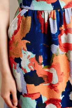 Fabric texture and pattern