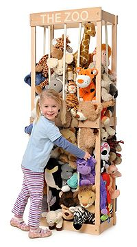 The Zoo soft toy storage, Little Zookeepers, price and delivery Awesome idea! Can you make it yourself??