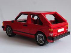 Lego Opel Kadett D