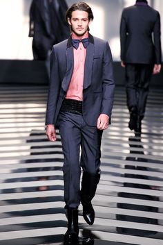 Roberto Cavalli Fall 2012 Menswear Fashion Show