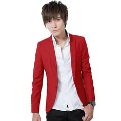 Candy Color Stylish Slim Fit Men Suit Blazers | $ 23.89 | Item is FREE Shipping Worldwide! | Damialeon | Check out our website www.damialeon.com for the latest SS17 collections at the lowest prices than the high street | FREE Shipping Worldwide for all items! | Buy one here http://www.damialeon.com/2016-new-arrival-spring-fashion-candy-color-stylish-slim-fit-mens-suit-jacket-casual-business-dress-blazers/ |      #damialeon #latest #trending #fashion #instadaily #dress #sunglasses #blouse…