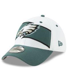 7a567f6a61d New Era Philadelphia Eagles Thanksgiving 39THIRTY Cap - Green White S M Nfl  Thanksgiving