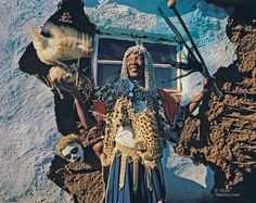 South African Sangoma by Obie Oberholzer James Lovelock, Places Around The World, Around The Worlds, Carlos Castaneda, Alex Grey, Rite Of Passage, Out Of Africa, Shamanism, John Muir
