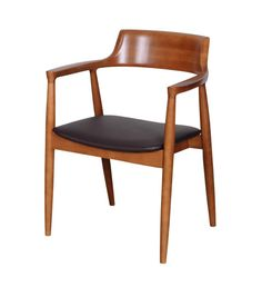 Adriano Arm Chair Brown - Moe's Home Collection - $482 - domino.com