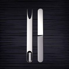 Knife and spork by Minimalux