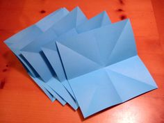 Mini accordion books - Crafty Nest