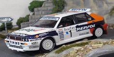 Rallye Automobile de Monte-Carlo 1993 Lancia Delta HF Integrale Sainz/Moya 1/43