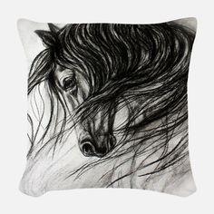 Resultado de imagen para horse pillow