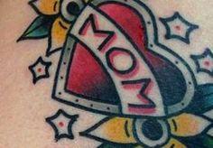 12-May-2013 9:25 - MOEDERDAG: MOM TATTOOS ZIJN NOG HELEMAAL NIET VERLEDEN TIJD. Het is een clichébeeld uit de film: de gangster met een tattoo voor zijn moeder. Maar de beroemde mom-tattoos, meestal op een vaandel in…...