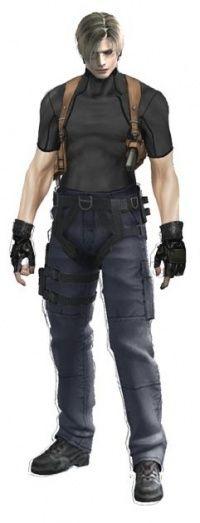 leon s. kennedy | Leon S. Kennedy - Resident Evil - Wiki on Neoseeker