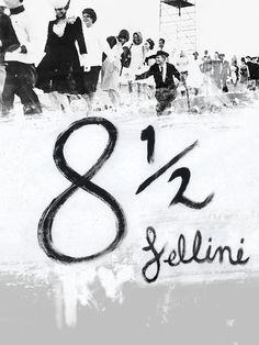Federico Fellini, 1963 フェリーニの 8 1/2 ★1.5