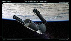 USS Daedalus by JD Martinez