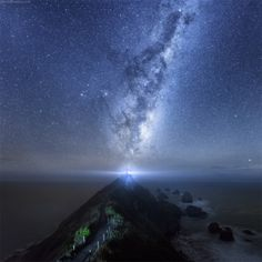 Milky Way Over Wanaka, New Zealand Photography By: Daniel Korzhonov