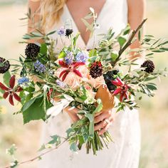 One-of-a-Kind Bouquets