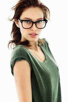Brows matter for you gals with glasses too! Really make this pair, we think!