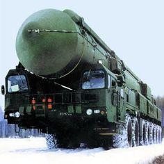 Topol M, Russia's most advanced ballistic missile