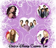 Demi Lovato And Selena Gomez And Miley Cyrus And Taylor Swift