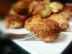 Receta Bolitas de queso, por EvaFS - Petitchef