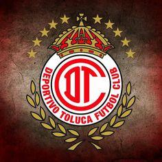 Toluca FC Diablos Rojos! Red Devils!