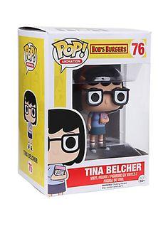 Funko Bob's Burgers Pop! Animation Tina Belcher Vinyl Figure, , hi-res