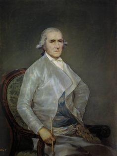 Goya en El Prado: El pintor Francisco Bayeu