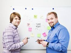"""Finnish Business News wrote a story about our workshop series to help product development organization to become better in the future - """"Tuotekehityksen rooli korostuu entisestään"""""""