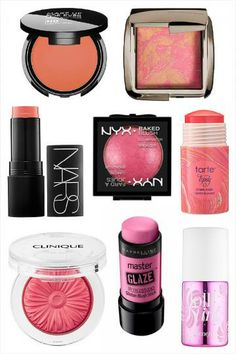 8 New Blushes to Try