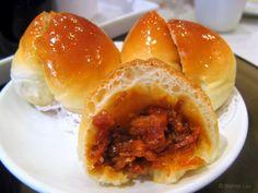 Baked Char Siu Bao