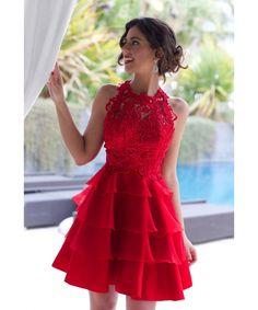 Modelo AGOTADO- fecha recepción: 25 marzo Vestido de Guipour y Organza de Seda Hecho en España