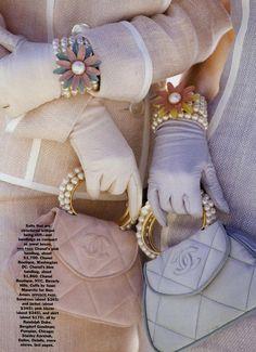 Soft Focus from……………….Vogue April 1990
