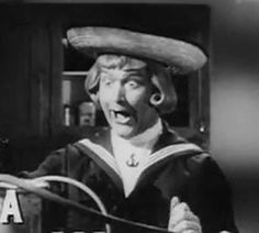 """Red Skelton in """"The Yellow Cab Man"""" (1950)"""