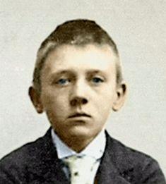 Adolf Hitler as a youth__ADV collection Adolf Hitler as a youth__ADV collection