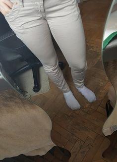 Kup mój przedmiot na #vintedpl http://www.vinted.pl/damska-odziez/rurki/13008158-spodnie-rurki-nude