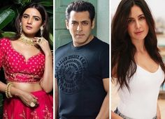 Bigg Boss 14: Jasmin Bhasin couldnt help but blush when Salman Khan addressed her as televisions Katrina Kaif