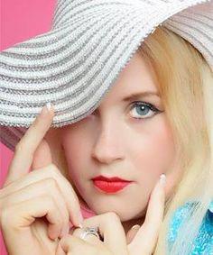 Head shot of model kimberley Dunn Coventry