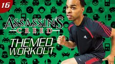 35 Min. Assassin's Creed Inspired Workout | Geek HIIT #16