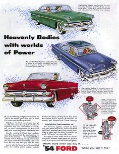Ford...1954